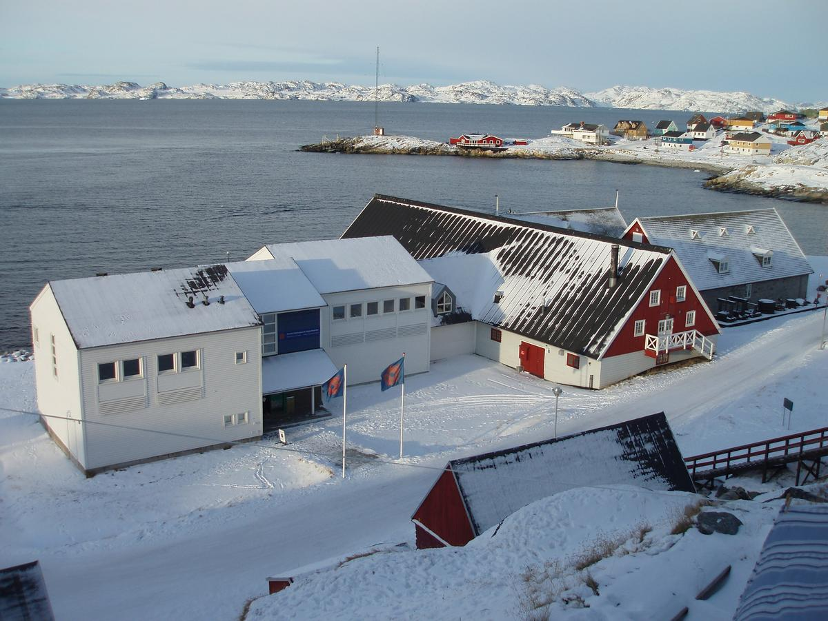 Welcome - Nationalmuseum and Archieve of Greenland